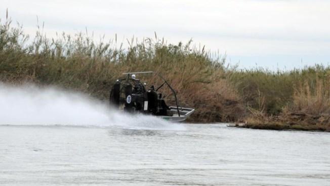 Extraen cuerpo del Río Bravo en Del Rio