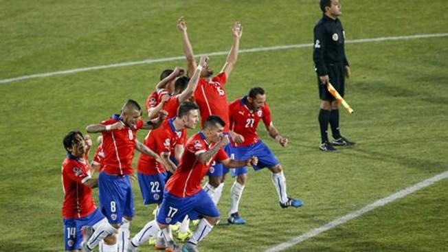 Copa América: Chile es el Campeón