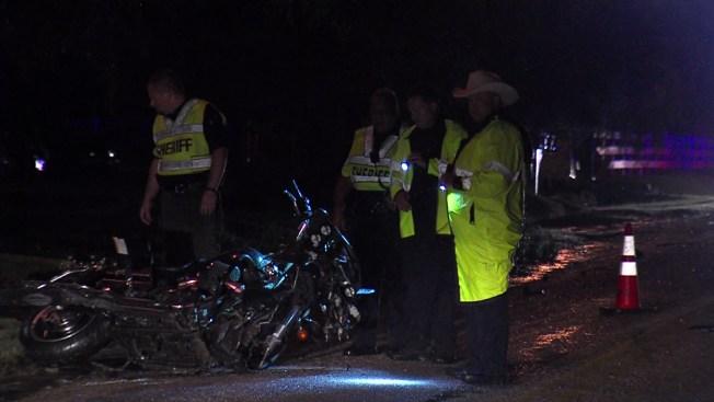 Identifican a motociclista muerto en choque