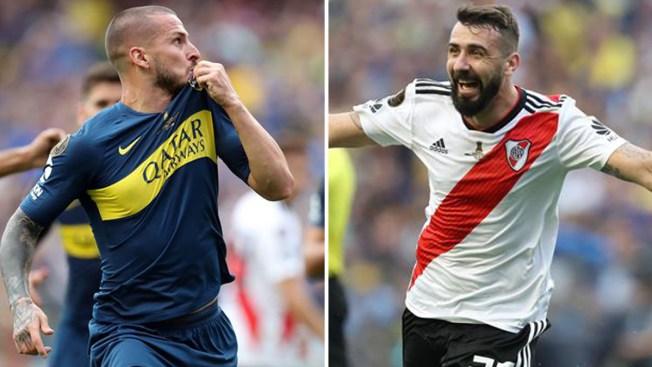 Boca y River empatan en la primera final de la Libertadores