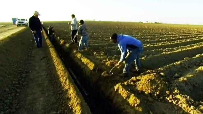 Mexicanos en EEUU buscan recuperar terrenos