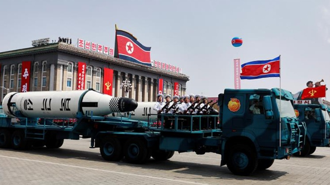 Francia condena el lanzamiento de misiles por parte de Corea del Norte