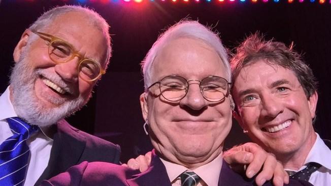 Letterman sorprende y arrasa con Trump