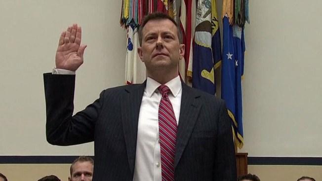 Echan del FBI al agente que cuestionó a Trump