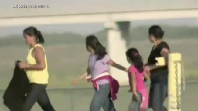 Mujeres inmigrantes reclaman por maltrato
