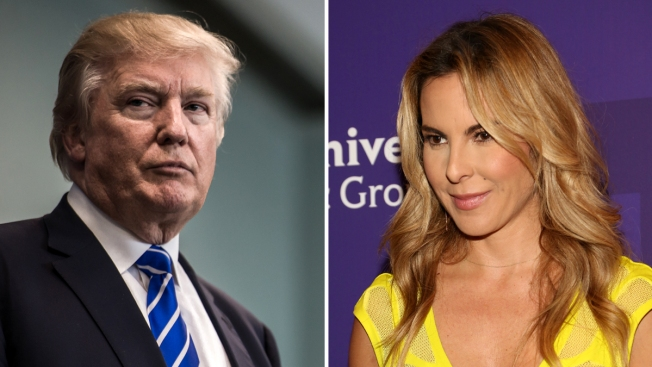 Kate del Castillo repudia a Donald Trump