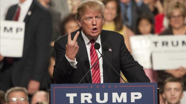 Republicanos arremeten contra Donald Trump