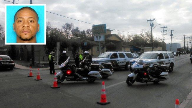 Sospechoso muere en enfrentamiento con policía