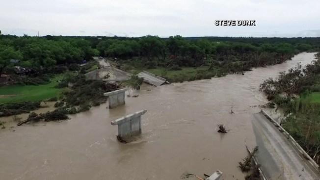 Cinco muertos, 8 desaparecidos en condado Hays