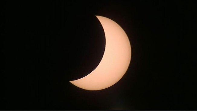 Eclipse del sol: trasmisión en vivo ha concluido