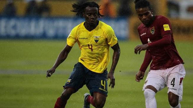 Ecuador gana y encabeza grupo del Mundial