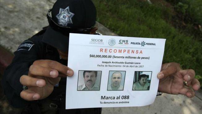 """Dicen que identificaron a tres aliados del """"Chapo"""""""