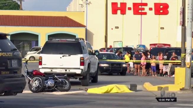 Motociclista muere al salir expulsado en choque
