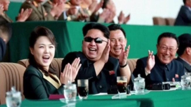 Reaparece primera dama norcoreana