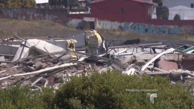 Explosión habría sido por falta de mantenimiento