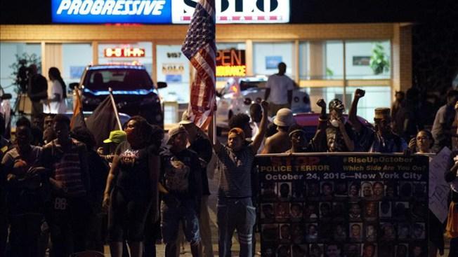 Nuevos disturbios y arrestos en Ferguson