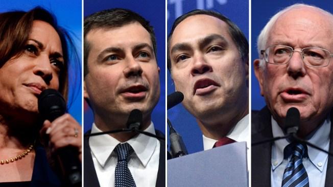 Elecciones 2020: demócratas detallan en un foro sus planes migratorios