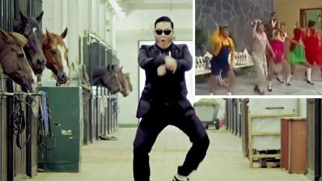 Video: Gangnam style fue invento de Chespirito