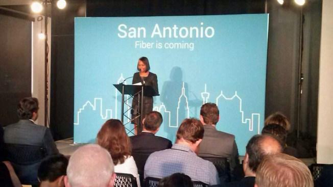 Google Fiber llega a San Antonio