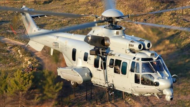 México: Atacan helicóptero del Ejército