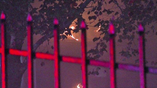 Seis familias sin hogar tras serie de incendios