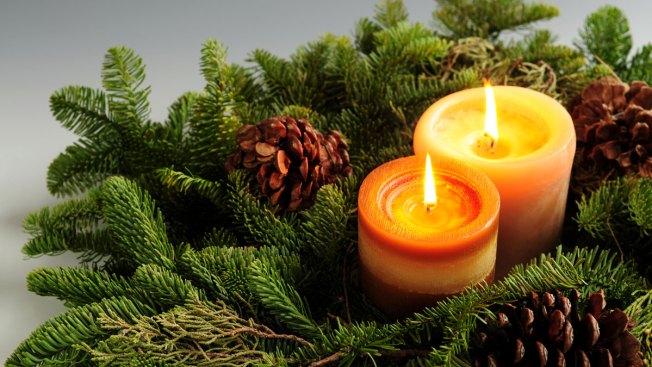 Evita que tu árbol de Navidad se incendie