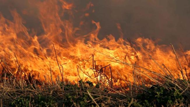 Activan prohibición de quema al aire libre