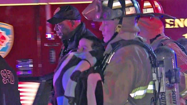 SAFD: Niño causó incendio al jugar con fuego