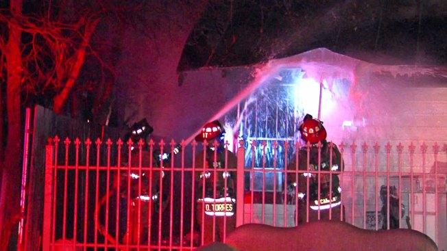 Niño de 12 años salva a su familia de incendio