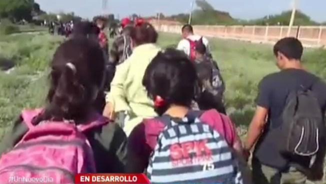 La espera desespera a los inmigrantes