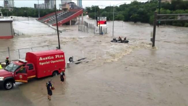 Línea de ayuda para víctimas de inundaciones