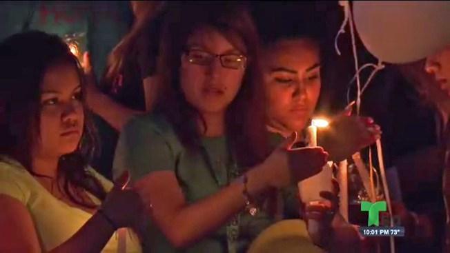 Honran a alumno que se suicido en Seguin HS