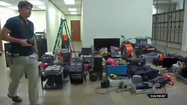 Policía recupera $25 mil en objetos robados