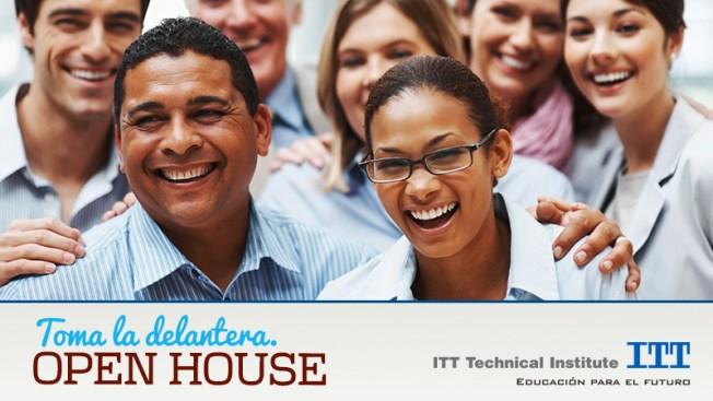 San Antonio: Open House de ITT Technical Institute