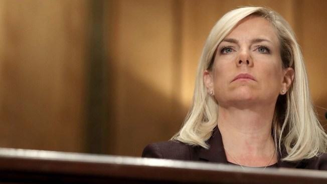 Senado confirma a la nueva jefa de Seguridad Nacional