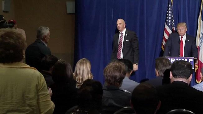 Trump expulsa a Jorge Ramos de conferencia
