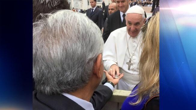México: Líder de izquierda visita al papa Francisco
