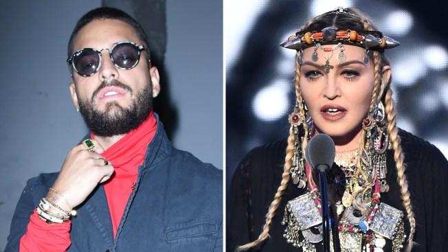 """Madonna y Maluma lanzan su canción bilingüe """"Medellín"""""""
