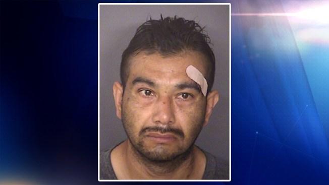 Arrestado, acusado de agredir amigo con machete