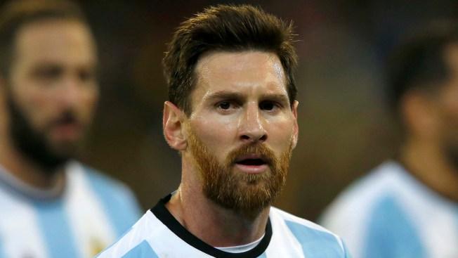 """Prisión preventiva para hermano de Messi por """"arma de guerra"""""""