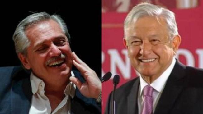 AMLO promete apoyar a Argentina a salir de la crisis económica