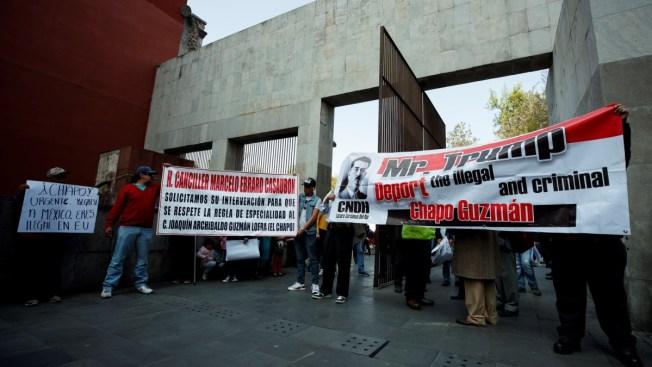 """Abogado: dinero de """"El Chapo"""" debe quedarse en México"""