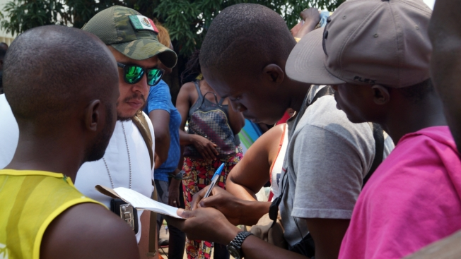 Urgen a atender a casi 9,000 migrantes varados