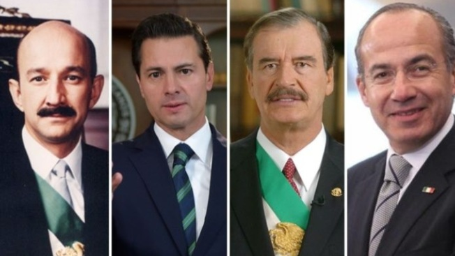 Promesa cumplida: quitan pensión a expresidentes