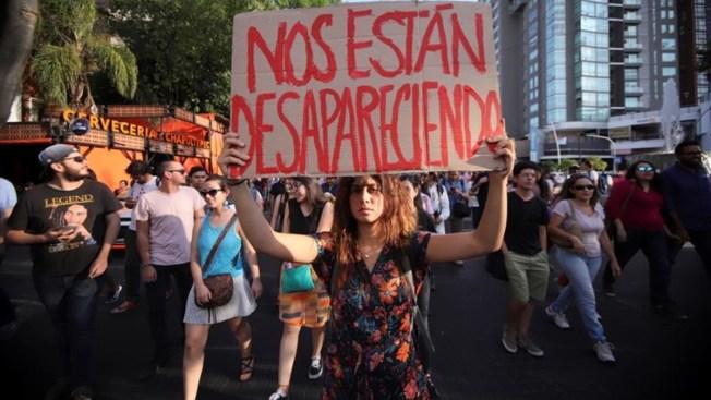 ONU: asesinan a nueve mujeres cada día en México