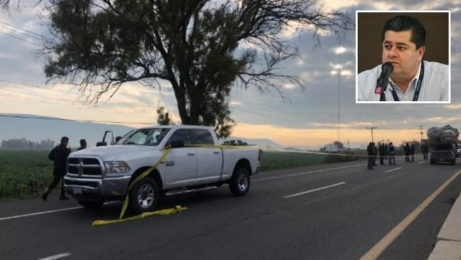 Emboscan y asesinan a fiscal regional de Jalisco