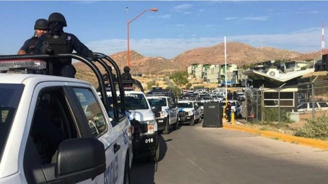 Violencia: En 20 horas matan a 30 en la frontera