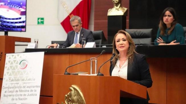 Nueva ministra de la Corte, esposa del amigo de AMLO
