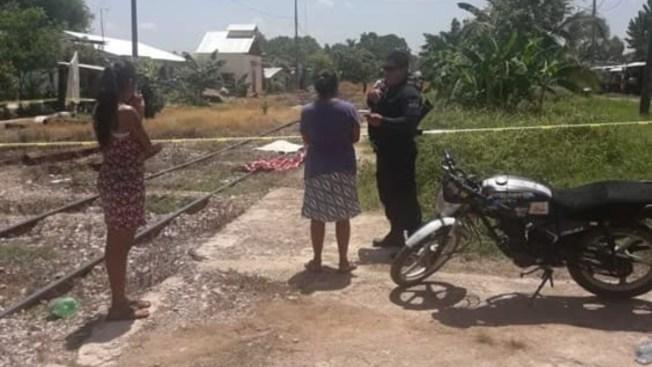 "Migrante hondureña muere al caer del tren ""La Bestia"""