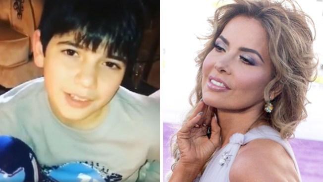 "Hijo de Gloria Trevi revela que fue víctima de ""bullying"""